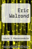 cover of Eric Walrond