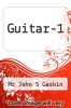 cover of Guitar-1