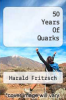 cover of 50 Years Of Quarks