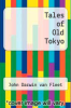 cover of Tales of Old Tokyo