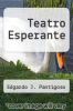 cover of Teatro Esperante